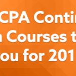 Four CPA Continuing Education Courses to Prepare you for 2015