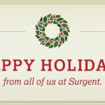 Happy Holidays From Surgent!