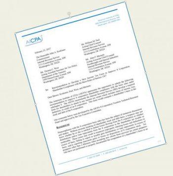 AICPA-shareholder-S-corp
