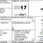 4 Common Errors to Watch for Regarding Form 1098-T