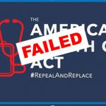 "The AHCA Fails and GOP is ""Moving On"""
