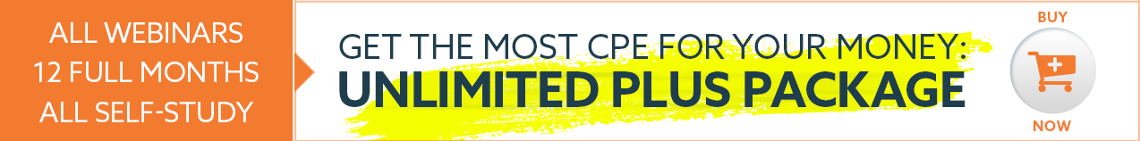 Surgent's Unlimited Plus CPE Package